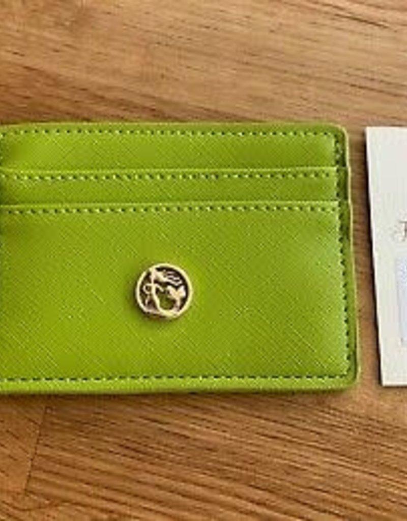 Spartina 449, LLC Key Chain Card Holder - Lime