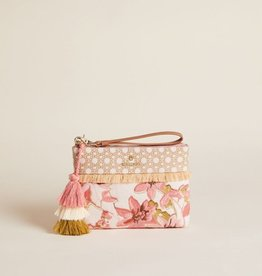 Spartina 449, LLC Maci Wristlet Garden House Floral - SALE!