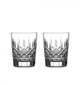 Waterford Lismore Double Old Fashioned Glass - Set of Two