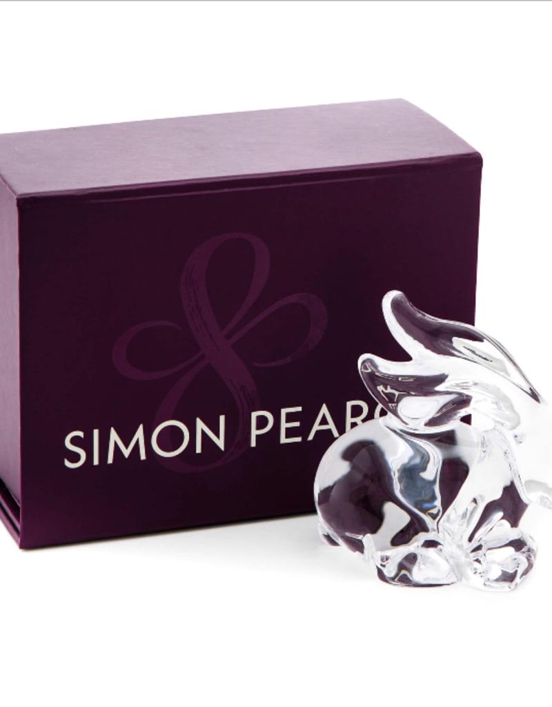 Simon Pearce Rabbit in Gift Box