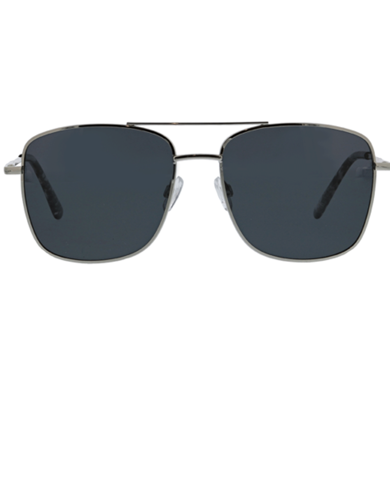 Peepers Big Sur Reading Sunglasses - Silver