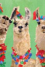 Llama Amigos Beverage Napkins