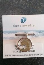 Dune Jewelry Beach Charm Wave - Crescent Beach