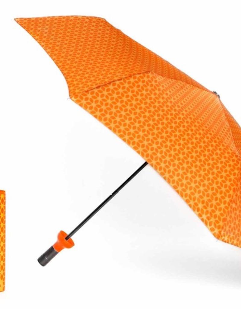 Vinrella Botanical Orange Wine Bottle Umbrella