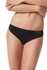 Boody Eco Wear Classic Bikini - Black - Large