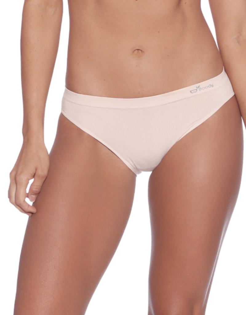 Boody Eco Wear Classic Bikini - Nude - Large