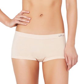 Boody Eco Wear Boyleg Brief - Nude - Large