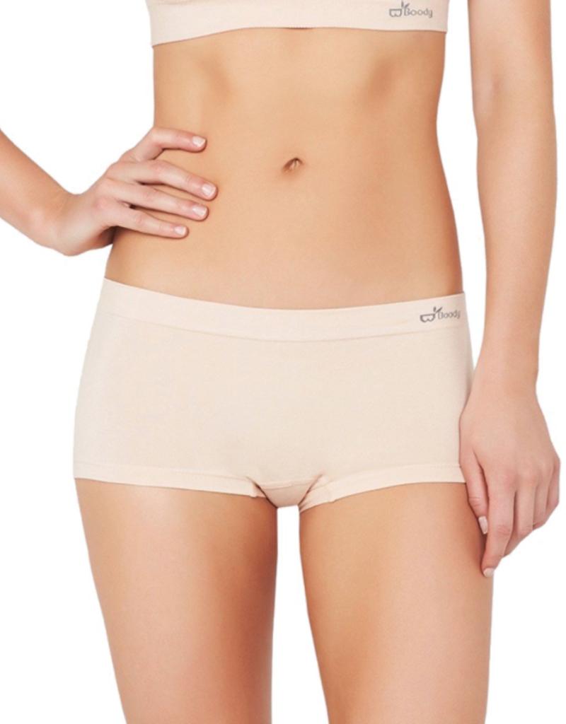 Boody Eco Wear Boyleg Brief - Nude - X-Large