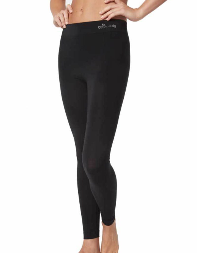 Boody Eco Wear Full Legging - Black - Medium