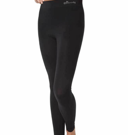 Boody Eco Wear Full Legging - Black - Large