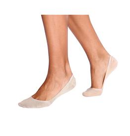 Boody Eco Wear Women's Liner Socks - Nude