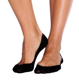 Boody Eco Wear Women's Liner Socks - Black