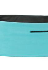 Hips Sister Left Coast Hips Sister Reversible Belt - Turquoise/Carbon - Size A