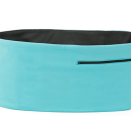Hips Sister Left Coast Hips Sister Reversible Belt - Turquoise/Carbon - Size B