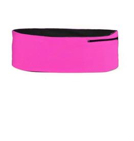 Hips Sister Left Coast Hips Sister Reversible Belt - Pink/Black - Size B