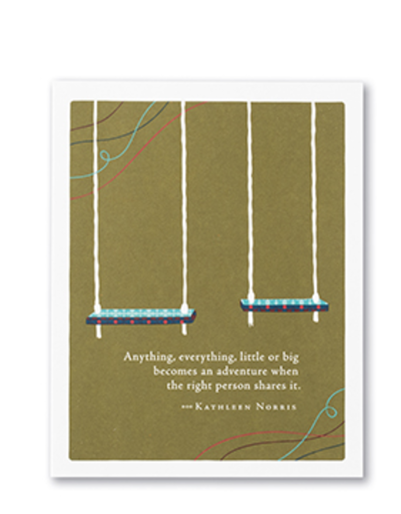 Anything, Everything, Little or Big... Father's Day Card