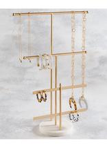 Gold Jewelry Display