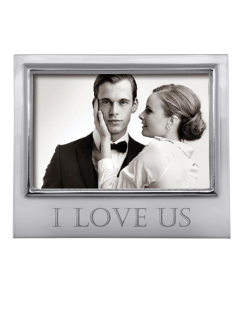 "Mariposa I Love Us Signature Statement Frame - 4""x6"""