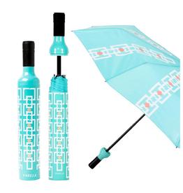Vinrella Vintage Turquoise  Bottle Umbrella