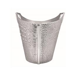Mariposa Silver Croc Ice Bucket