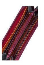 My Walit Large Zip Wallet - Chianti