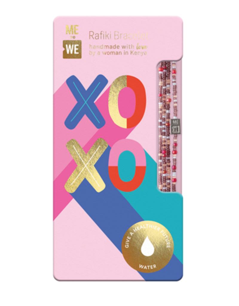 Everyday Occasion Rafiki Bracelet – XOXO