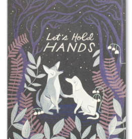 Let's Hold Hands Love & Friendship Card