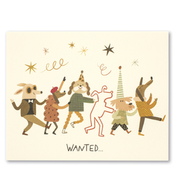 Wanted... You! Love & Friendship Card