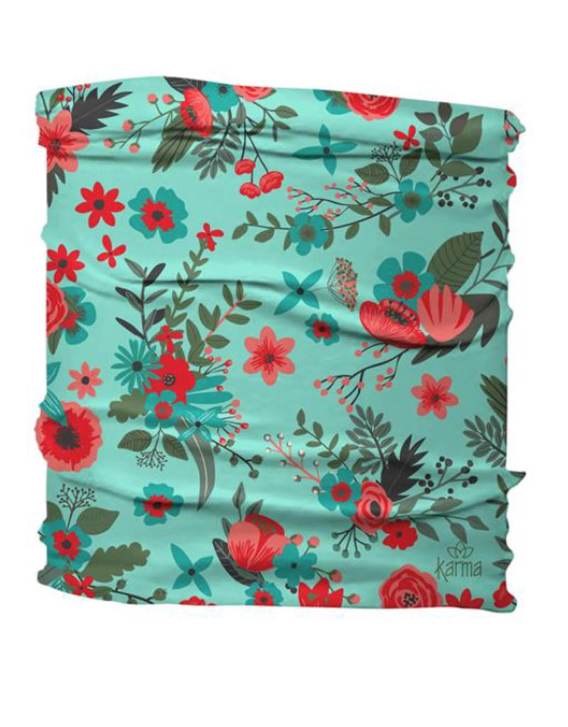 Half Headband - Poppy Floral