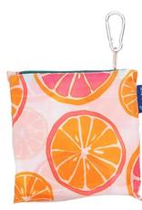Blu Bag Reusable Shopping Bag - Citrus Red