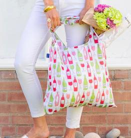 Blu Bag Reusable Shopping Bag - Wine