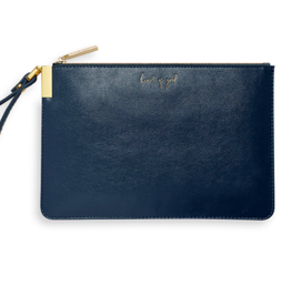 Katie Loxton Secret Message Pouch - Heart of Gold - To My Wonderful Mom