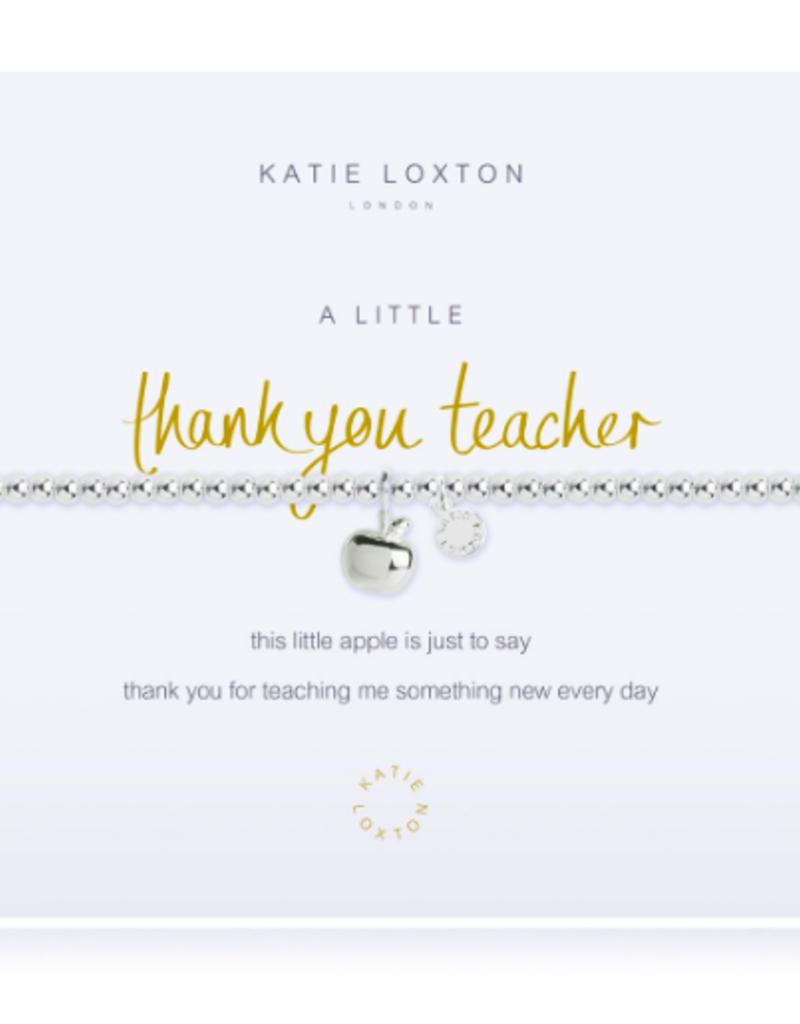 Katie Loxton A Little - Thank You Teacher