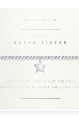 Katie Loxton Facetted A Little - Super Sister