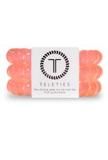 Teleties Teleties Neon Pink 3 Pack - Large