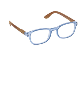 Peepers Sticks & Stones Readers - Blue & Tan