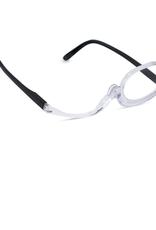 Peepers Peeper Makeup Glasses Readers - Clear/Black