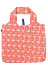 Blu Bag Reusable Shopping Bag - Pink Flamingo