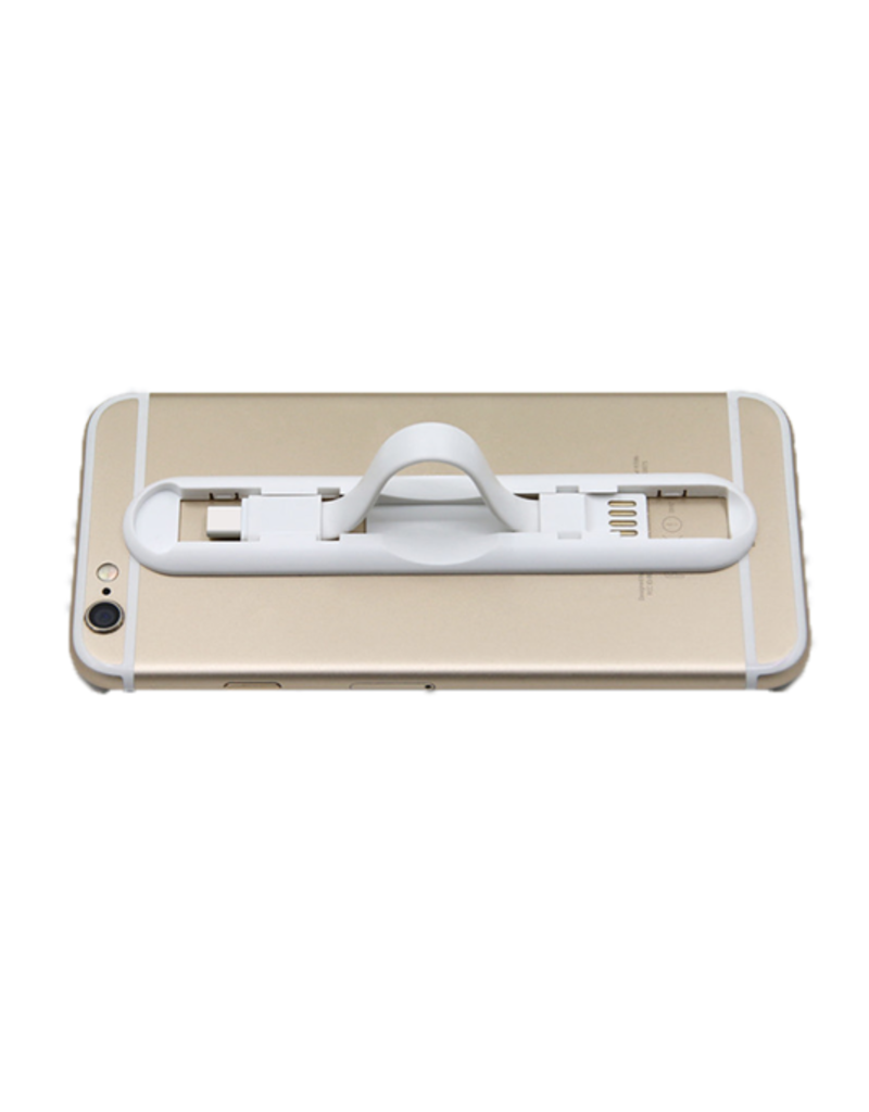 USB Loop On The Go - White