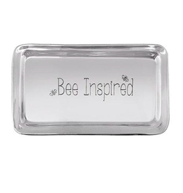 Mariposa Bee Inspired Signature Statement Tray