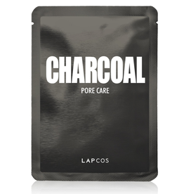 Daily Skin Pore Care Charcoal Sheet Mask - Black
