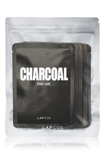 Daily Skin Pore Care Charcoal Sheet Mask 5-Pack - Black