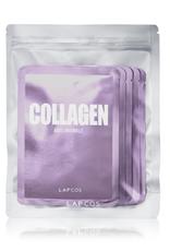 Daily Skin Anti-Wrinkle Collagen Sheet Mask 5-Pack - Purple