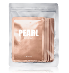 Daily Skin Brightening Pearl Sheet Mask 5-Pack - Pink