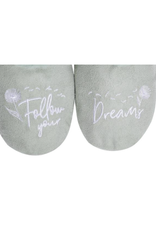 Follow your Dreams Footsie - X-Large (10+)