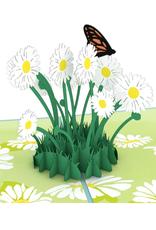 Lovepop Daisy Patch Pop-up 3D Greeting Card