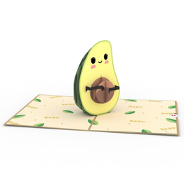 Lovepop Gonna Avo Baby Pop-up 3D Greeting Card