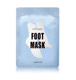 Peppermint Foot Mask