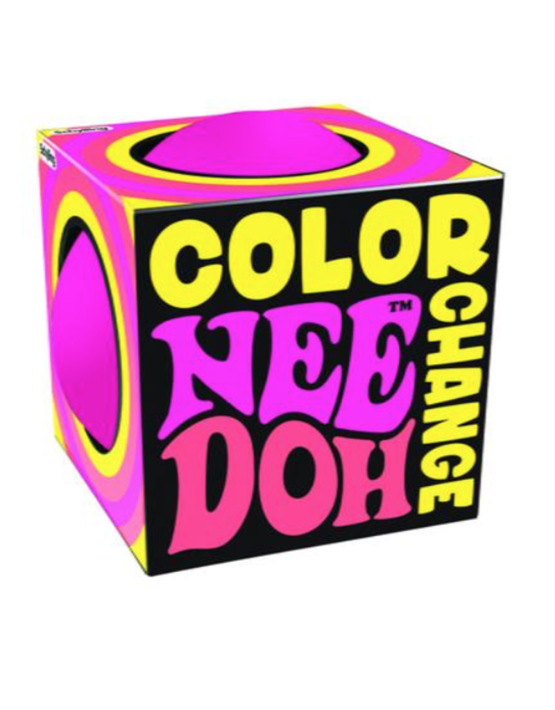 Color Changing Nee Doh - Yellow