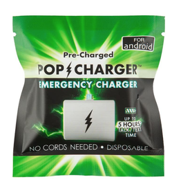 Pop Charger Emergency Charger for Android (USB-C)